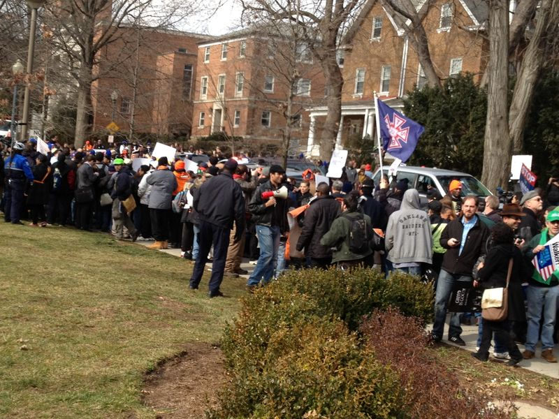 Occupy CPAC